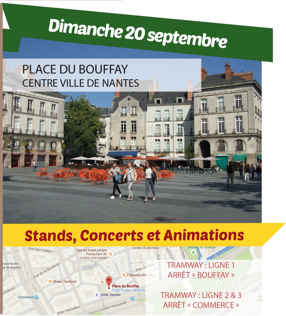 Programmation dimanche 20 septembre Alternatiba Nantes 2015