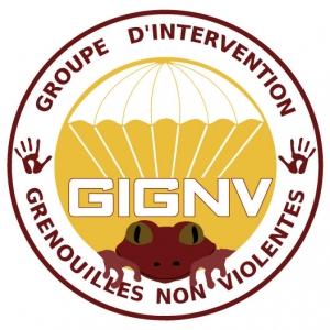 GIGNV - Groupe d'intervention des grenouilles non violentes